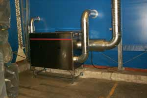 Осушитель воздуха склад