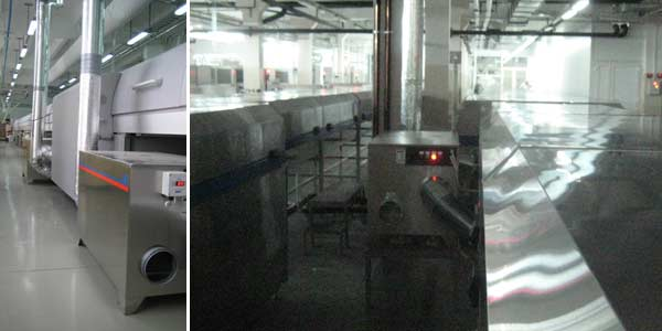 сорбционные осушители воздуха в охлаждающих тоннелях