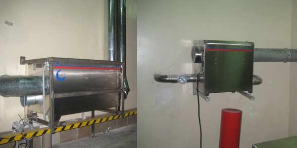 сорбционные осушители воздуха на кондитерской фабрике