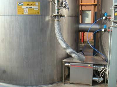 адсорбционные осушители воздуха на сахарном заводе