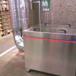 Осушитель воздуха промышленный для выстойки сыров