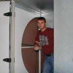 Сорбционный осушитель воздуха для производства дрожжей