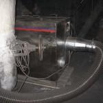 Промышленный осушитель воздуха для электростанции