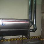 Осушитель воздуха для кондитерской фабрики