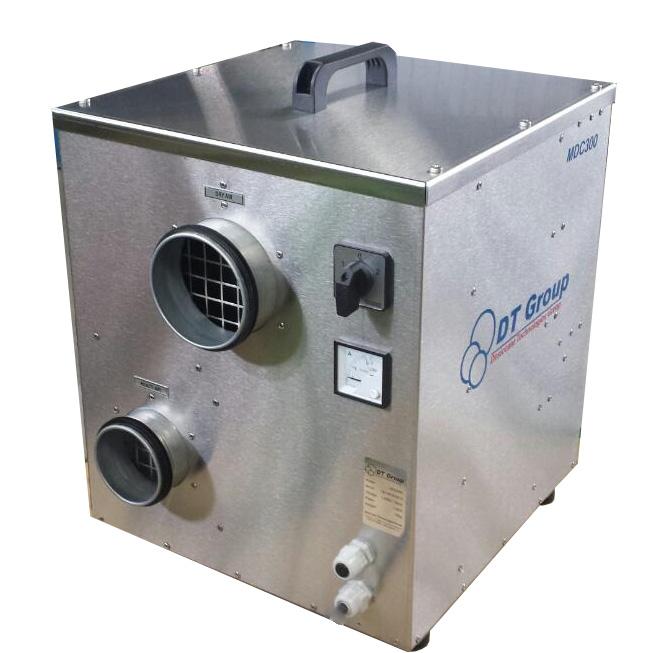 MDC300 промышленный осушитель воздуха
